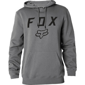 Fox Legacy Moth Fleece Trui Heren, heather graphite